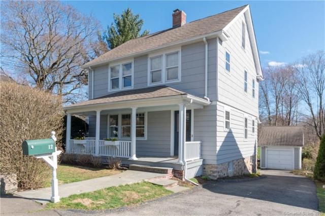 12 Maple Street, Darien, CT 06820 (MLS #170183468) :: Hergenrother Realty Group Connecticut