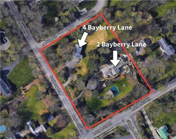 4 & 2 Bayberry Lane, Westport, CT 06880 (MLS #170183497) :: Michael & Associates Premium Properties | MAPP TEAM