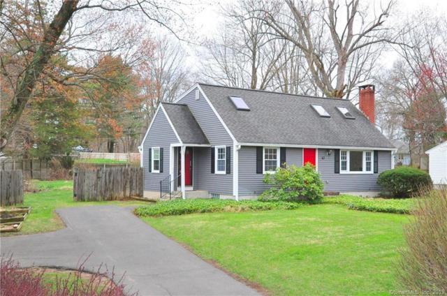 43 Wynding Hills Road, East Granby, CT 06026 (MLS #170183610) :: NRG Real Estate Services, Inc.