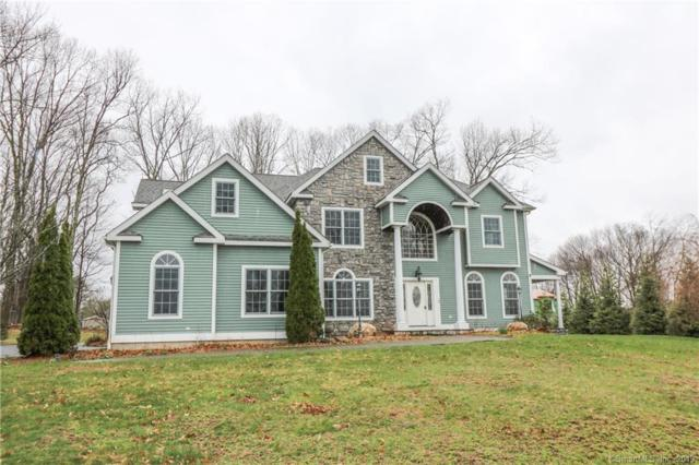 55 Topaz Lane, Trumbull, CT 06611 (MLS #170184240) :: The Higgins Group - The CT Home Finder