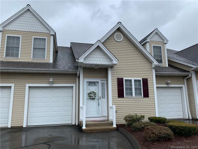 511 Elm Street Extension 5-3, North Haven, CT 06473 (MLS #170184404) :: Carbutti & Co Realtors