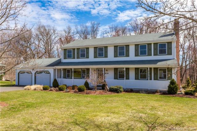 64 Heatherwood Drive, South Windsor, CT 06074 (MLS #170184495) :: Hergenrother Realty Group Connecticut