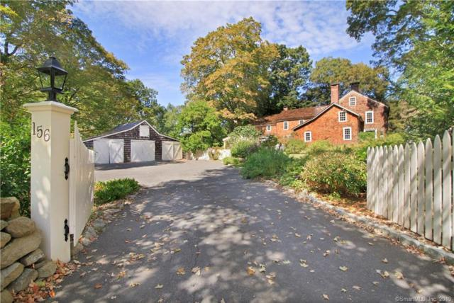156 Deforest Road, Wilton, CT 06897 (MLS #170184906) :: The Higgins Group - The CT Home Finder