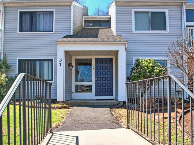 37 Brookwood Drive D, Rocky Hill, CT 06067 (MLS #170185072) :: Carbutti & Co Realtors