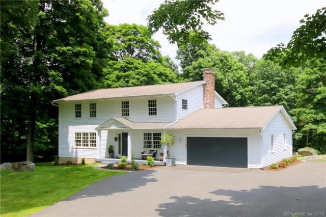 290 Georgetown Road, Weston, CT 06883 (MLS #170185671) :: The Higgins Group - The CT Home Finder