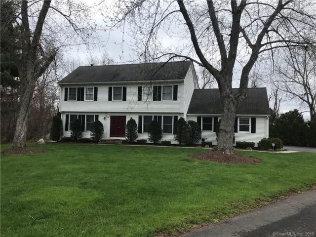 19 Cooper Circle, Windsor, CT 06095 (MLS #170185810) :: Hergenrother Realty Group Connecticut