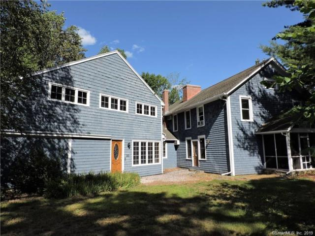 20 Simsbury Road, Granby, CT 06090 (MLS #170186352) :: The Higgins Group - The CT Home Finder