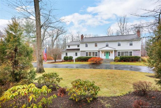 43 Bartling Drive, New Canaan, CT 06840 (MLS #170187602) :: GEN Next Real Estate
