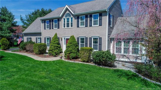 215 Imperial Drive, Glastonbury, CT 06033 (MLS #170188201) :: Anytime Realty