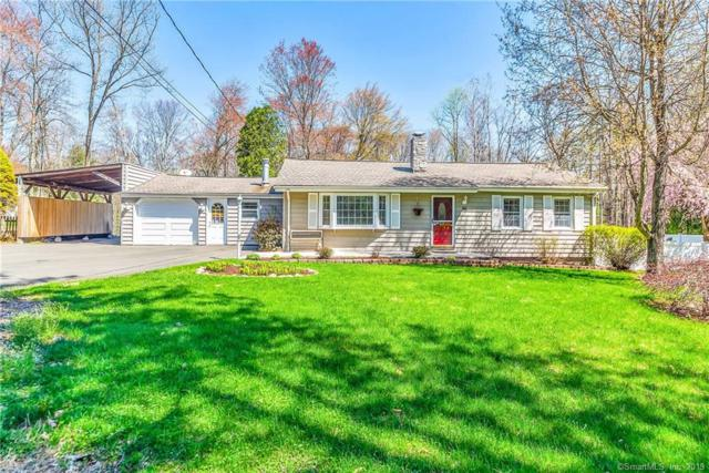 86 George Washington Turnpike, Burlington, CT 06013 (MLS #170189197) :: Hergenrother Realty Group Connecticut