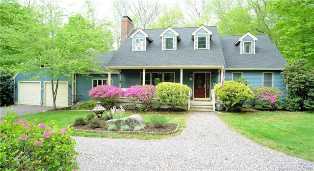 27 Wormwood Hill Road, Mansfield, CT 06250 (MLS #170189417) :: Anytime Realty