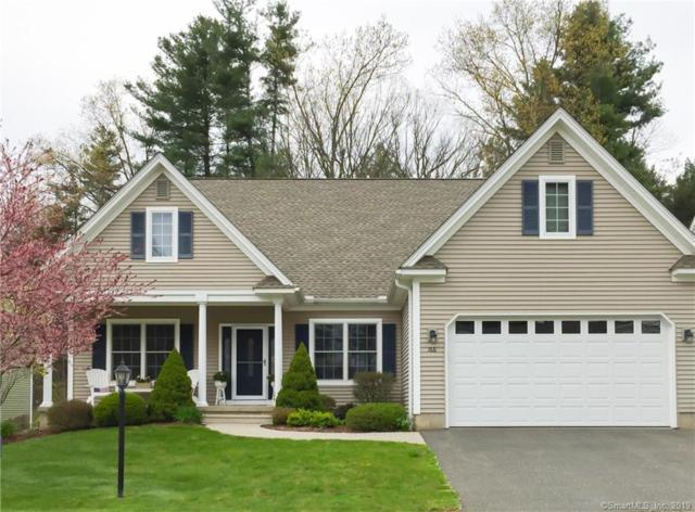 166 Nutmeg Drive #166, Somers, CT 06071 (MLS #170190362) :: NRG Real Estate Services, Inc.
