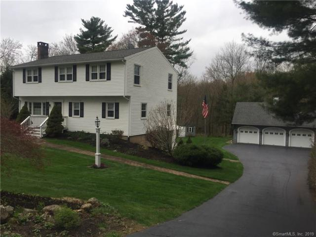 70 Sexton Hollow Road, Canton, CT 06019 (MLS #170191543) :: Hergenrother Realty Group Connecticut