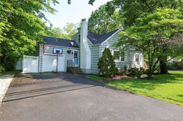 1284 Fairfield Woods Road, Fairfield, CT 06825 (MLS #170192015) :: Mark Boyland Real Estate Team