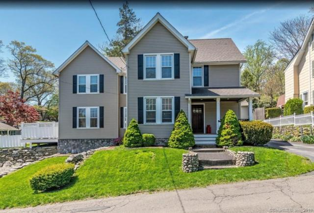 4 Chestnut Street, Greenwich, CT 06807 (MLS #170192998) :: The Higgins Group - The CT Home Finder
