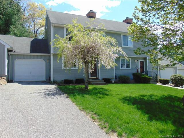 25 Fort Griswold Lane #25, Mansfield, CT 06250 (MLS #170193396) :: Anytime Realty
