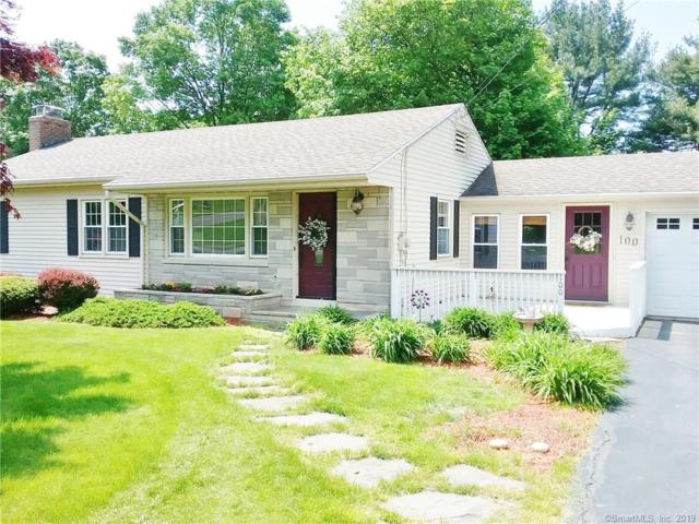 100 Ronal Drive, Berlin, CT 06037 (MLS #170194015) :: Hergenrother Realty Group Connecticut