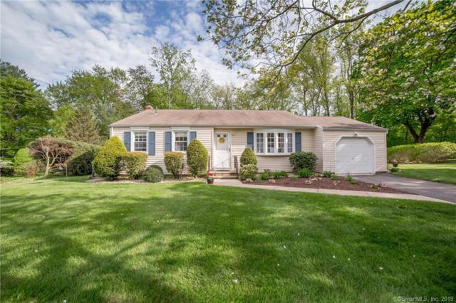 21 Jeffrey Drive, Farmington, CT 06032 (MLS #170194317) :: Hergenrother Realty Group Connecticut