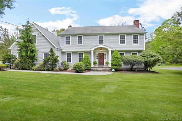 1566 Bronson Road, Fairfield, CT 06824 (MLS #170194402) :: GEN Next Real Estate