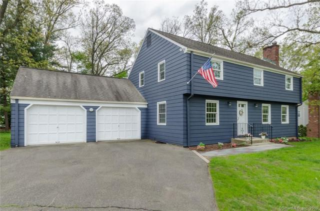 164 Carriage Drive, Glastonbury, CT 06033 (MLS #170194583) :: The Higgins Group - The CT Home Finder