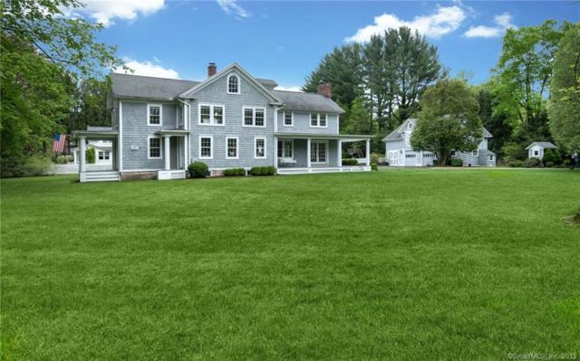 2 Blueberry Hill Road, Weston, CT 06883 (MLS #170194724) :: The Higgins Group - The CT Home Finder
