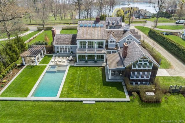 90 Long Neck Point Road, Darien, CT 06820 (MLS #170194868) :: The Higgins Group - The CT Home Finder