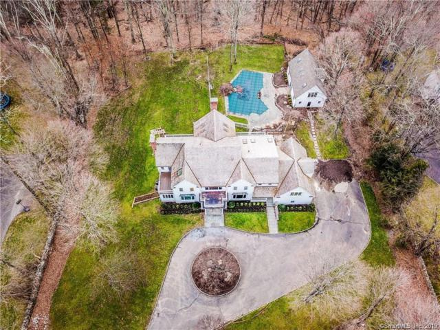 19 Ridge Road, Weston, CT 06883 (MLS #170194899) :: The Higgins Group - The CT Home Finder