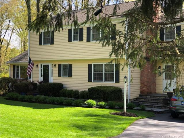 128 Winding Lane, Avon, CT 06001 (MLS #170195049) :: Hergenrother Realty Group Connecticut