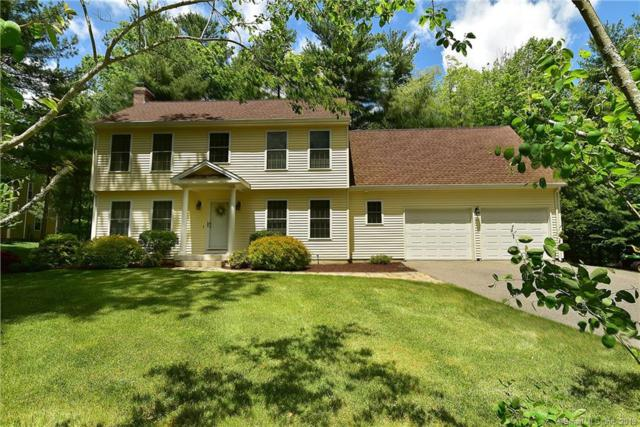 23 Adeline Place, Mansfield, CT 06250 (MLS #170195080) :: Anytime Realty