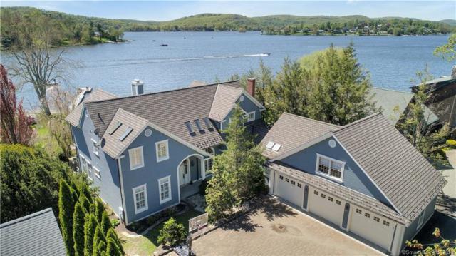 137 Sunset Cove Road, Danbury, CT 06810 (MLS #170195095) :: Mark Boyland Real Estate Team