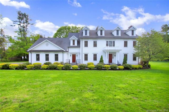 5 Blueberry Hill Road, Weston, CT 06883 (MLS #170195440) :: The Higgins Group - The CT Home Finder