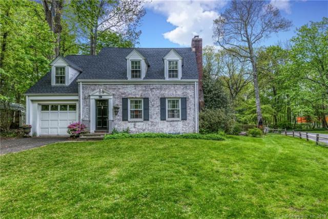 54 Center Drive, Greenwich, CT 06870 (MLS #170195741) :: GEN Next Real Estate