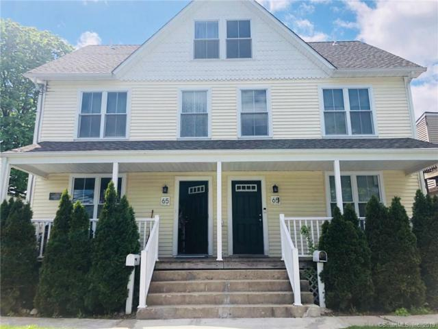 65 Fairfield Avenue #1, Stamford, CT 06902 (MLS #170195791) :: The Higgins Group - The CT Home Finder