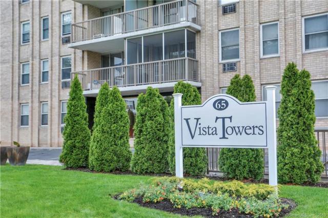 65 Glenbrook Road 7C, Stamford, CT 06902 (MLS #170196139) :: The Higgins Group - The CT Home Finder
