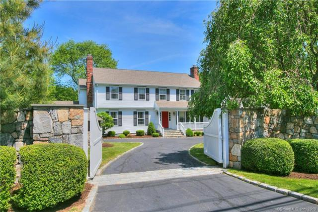 195 Ponus Ridge, New Canaan, CT 06840 (MLS #170196561) :: GEN Next Real Estate