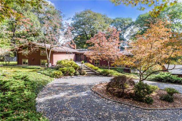 135 Old Branchville Road, Ridgefield, CT 06877 (MLS #170196577) :: The Higgins Group - The CT Home Finder