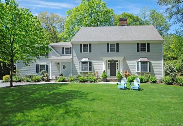 4 Weston Hill Road, Greenwich, CT 06878 (MLS #170196593) :: The Higgins Group - The CT Home Finder