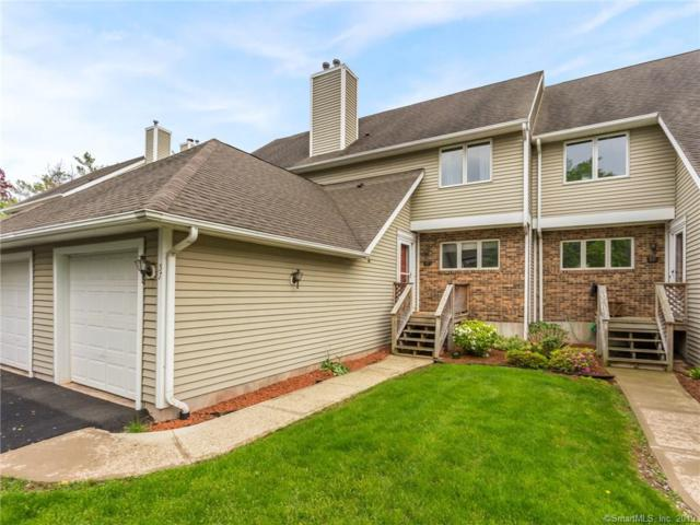 57 Steeplechase Drive #57, Newington, CT 06111 (MLS #170196671) :: Hergenrother Realty Group Connecticut