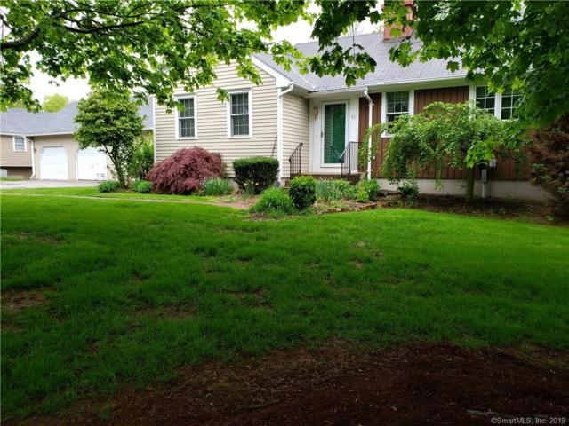 71 Independence Drive #71, Mansfield, CT 06250 (MLS #170197604) :: Anytime Realty