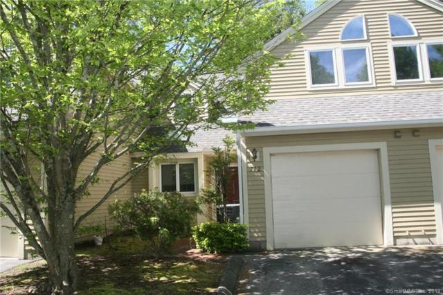 112 Courtyard Lane #112, Mansfield, CT 06268 (MLS #170197625) :: Anytime Realty