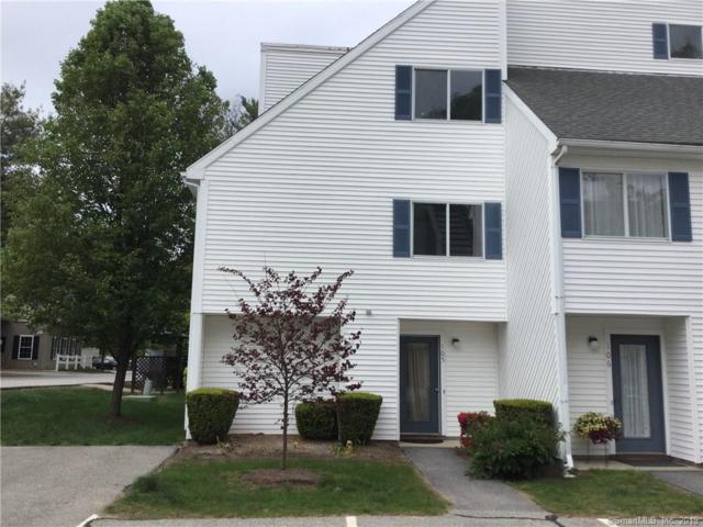 63 Perry Street #105, Putnam, CT 06260 (MLS #170198377) :: Spectrum Real Estate Consultants