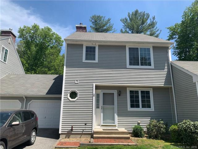 39 Liberty Drive #39, Mansfield, CT 06250 (MLS #170198424) :: Anytime Realty