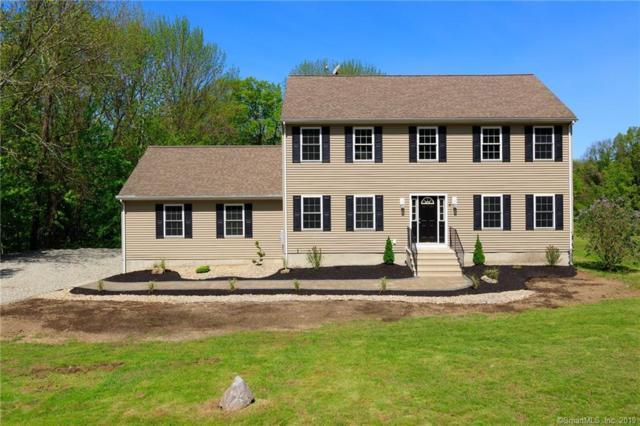 535 Squaw Rock Road, Plainfield, CT 06354 (MLS #170198626) :: Spectrum Real Estate Consultants