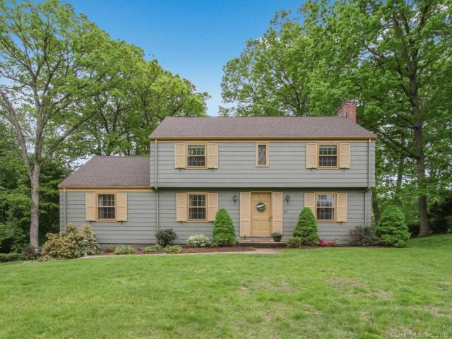226 Carriage Drive, Glastonbury, CT 06033 (MLS #170198756) :: Anytime Realty