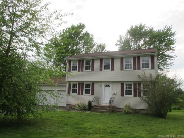14 Blue Bell Lane, Middletown, CT 06457 (MLS #170198955) :: Spectrum Real Estate Consultants