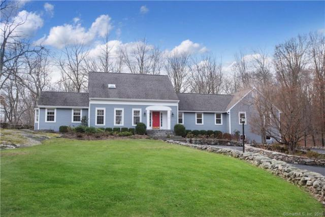 67 Nod Road, Ridgefield, CT 06877 (MLS #170199180) :: Spectrum Real Estate Consultants