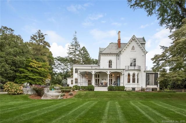 2265 Post Road, Darien, CT 06820 (MLS #170200224) :: Mark Boyland Real Estate Team