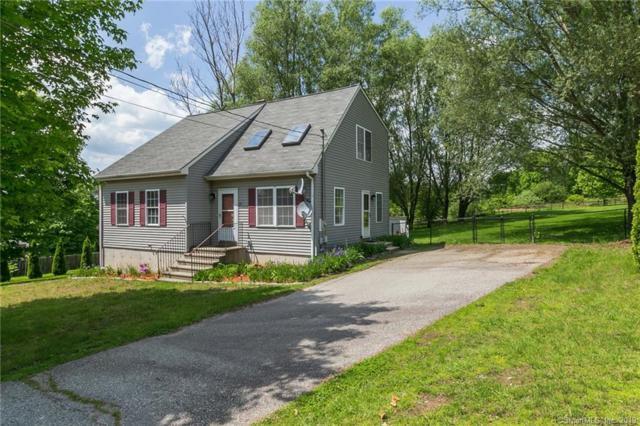 30 Fountain Street, Plainfield, CT 06374 (MLS #170202401) :: Michael & Associates Premium Properties   MAPP TEAM