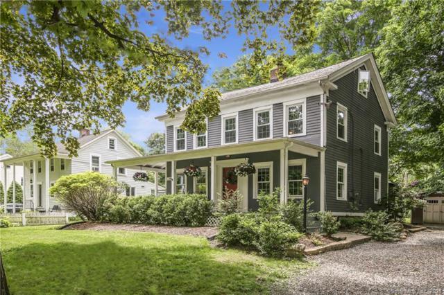 21 Boulevard, Newtown, CT 06470 (MLS #170203861) :: Michael & Associates Premium Properties   MAPP TEAM
