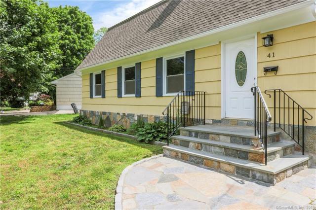 41 Snow Crystal Lane, Stamford, CT 06905 (MLS #170204421) :: Mark Boyland Real Estate Team